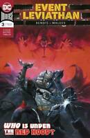 Event Leviathan #3 DC Universe 1st Print 2019 unread NM Bendis DC Crossover