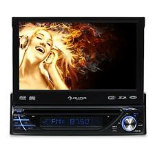 "7"" TOUCH SCREEN CAR STEREO HEADUNIT CD DVD BLUETOOTH USB SD *FREE P&P UK OFFER"