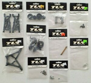 Team Losi Racing Parts - Pick What You Need