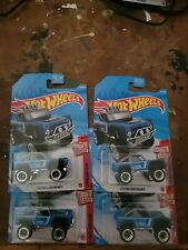 Hot Wheels Custom Ford Bronco Blue #163 163/250 2021 Then and Now 6/10 Lot 4