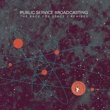 Public Service Broad - Race For Space / Remixes [New Vinyl] Digital Downlo