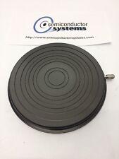 ADT CHUCK TABLE 980 RING GROOVE CHUCK POROUS VACUUM  SAW K&S CERAMIC DISCO 6.25