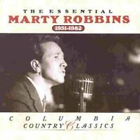 Marty Robbins - The Essential Marty Robbins  1951-1982 [CD]