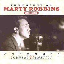 Marty Robbins - The Essential Marty Robbins  19511982 [CD]