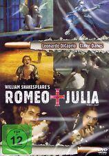 DVD NEU/OVP - Romeo & Julia - Leonardo DiCaprio & Claire Danes