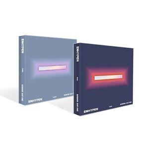 K-POP ENHYPEN Album [BORDER : DAY ONE] <1 Photobook + 1 CD> DUSK Ver