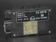 AUDI A4 8K B8 A5 8T A6 ANTI THEFT CONTROL MODULE UNIT COBRA AT 2215 4C2215ABA