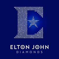 Elton John Diamonds Vinyl Double LP + Digital Download** Released 10th Nov'17**