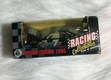 Geoff Bodine 1995 Exide Batteries #7 Ford Thunderbird 1/24 NASCAR Winston Cup
