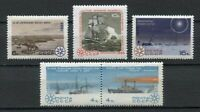28870) RUSSIA 1965 MNH** Nuovi** Artic & Antarctic 5v