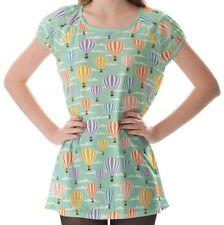 Und alle Kurzarm Damenkleider im Tuniken-Stil