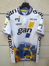 Maillot cycliste GAN Tour de France 1993 LEMOND vintage jersey shirt trikot L