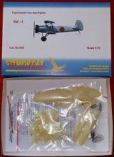 A53-sperimentale due SEAT FIGHTER Naf-2 - Choroszy modelbud - 1/72