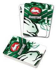 NRL South Sydney Rabbitohs Deck Playing Cards Poker Mascot Cards Christmas Gift