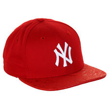 Cappelli da uomo visiera rossa New Era