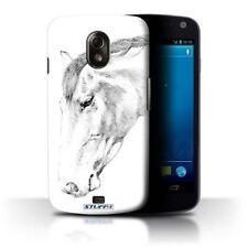 Étuis, housses et coques Samsung Galaxy Nexus pour téléphone mobile et assistant personnel (PDA) Google