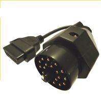 20 Pin > OBD 2 Adapter für EDIABAS INPA Rheingold für BMW D-CAN Diagnose Stecker