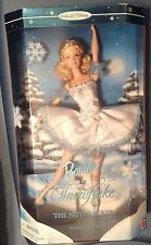 Snowflake Barbie The Nutcracker Classic Ballet Ballerina Collector 1999 NRFB HTF