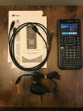 Texas Instruments TI-Nspire CX CAS Handheld Graphing Calculator - New Battery