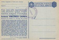 C6068) WW2 FRANCHIGIA MEDAGLIA D'ORO VINCENZO CAPELLI DA CASTELLEONE (CREMONA)