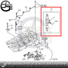 87336445 Fuel Injector for Case CX225SR CX330 CX210B CX210BLR CX240B CX290B