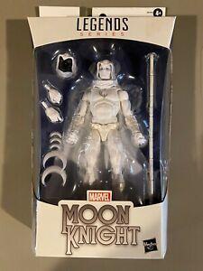 "Hasbro Marvel Legends Moon Knight 6"" Action Figure Walgreens Exclusive MiVGB"