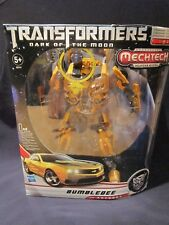 Transformers dotm mechtech Leader Class BUMBLEBEE Action Figure 2011 Hasbro