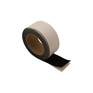 JVCC FLOCK-1 Flocking Tape: 2 in. x 25 ft. (Black)