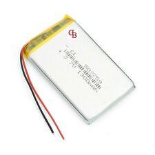 503759 3.7V 1300mAh Li-po Lithium Battery For MP4 MP5 GPS DVD Camera