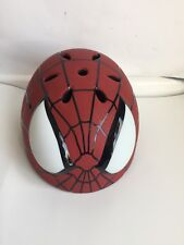 Kids Small - Spiderman Bike Helmet - Big Eyes On Front -Cool Unusual FREE SHIP C