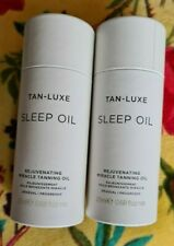 Tan-luxe Sleep Oil Rejuvenating Miracle Tanning Oil 20ml New Boxed x 2