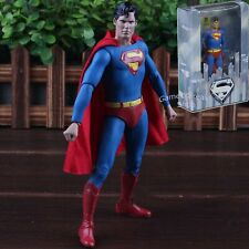 FIGURA SUPERMAN NECA - SUPERMAN DC COMICS FIGURE 18 cm with box.