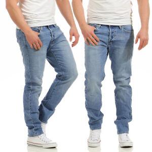 JACK & JONES - MIKE ORIGINAL CR002 - Comfort Fit - Men / Herren Jeans Hose - NEU