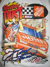 "TONY STEWART No. 20 THE HOME DEPOT ""Makin Dust Around Track"" (LG) Tank-Top Shirt"