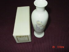 Vintage Nib 1985 Precious Moments Vase New Dated To My Dear and Special Friend