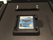 Dragon Quest IX Sentinels of the Starry Skies Nintendo DS Complete ZOMA Map Mint