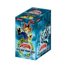 Yu-Gi-Oh Card Legend of Blue Eyes White Dragon Booster Box 40Packs Kids_MHJU M