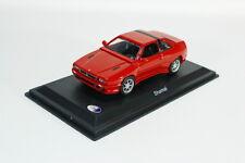 Maserati Shamal, red, model cars 1/43