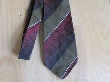 Vintage ISAAC Walton London & Branches Tie