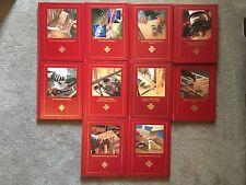 Lot of 10 Handyman Club of America Books Woodworking
