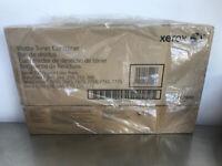 XEROX Black Toner 006R01219 w/ 008R12990 Waste Toner Container 7775 7765 7755