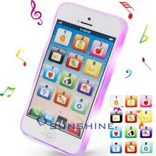 Educational Toys Baby iPhone Tablet 1 3 Year Old Toddler Learning Voice Activity
