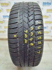1X 245 55 17 245/55/17 **7MM**CONTINENTAL CONTI WINTER CONTACT TS790 102H (MM48)