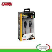 Micro Indicatori Di Direzione a led - 12V LED Per Moto Lampa 90475