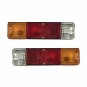 Suzuki Sierra SJ40 80 Series 1981-1998 PAIR LH+RH Tail Lights *NEW* Lamps