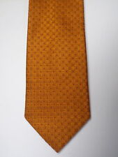 Elegant Tie by C. COMBERTI-Styled by Mark 7-Pure Silk Gold