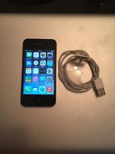 APPLE IPHONE 4 - 8GB - BLACK (Verizon) A1349. EXCELLENT CONDITION. Pre-owned