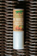Baume pour les lèvres artisanal au Karité, Aloe Vera, Orange, 4ml – CASA NATURE