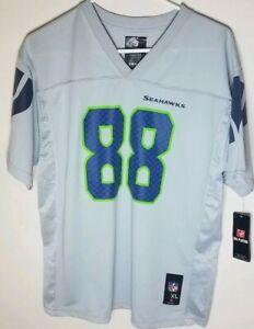 NFL Team Apparel Seattle Seahawks Jimmy Graham #88 Team Shirt Size YOUTH XL NWT