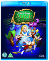Alice IN Wonderland Blu-Ray Nuovo (BUY0174301)